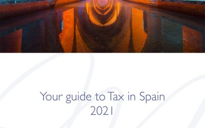 Your Guide to Tax in Spain 2021